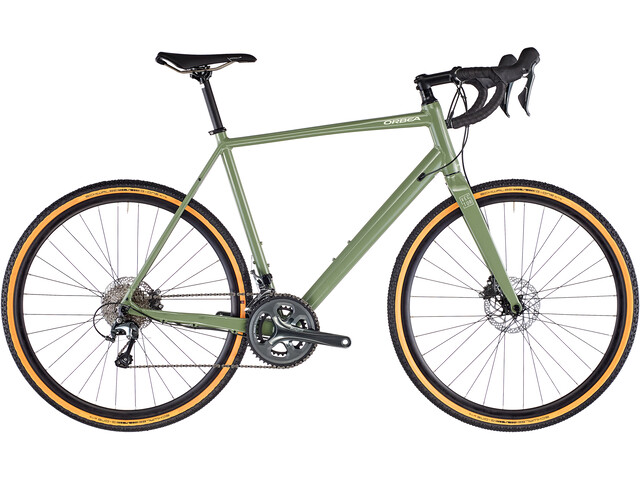 Orbea Vector Drop, green/green